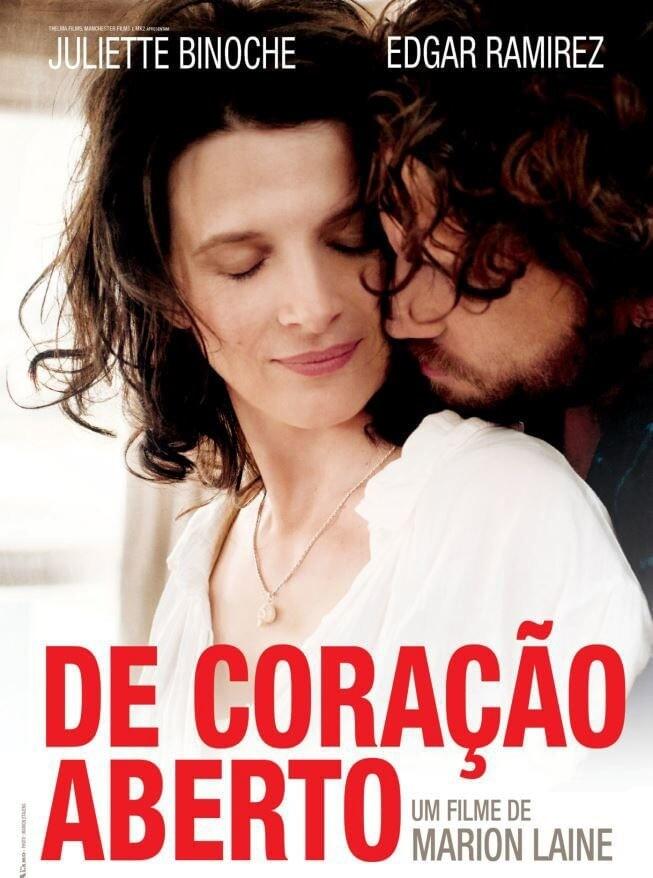 DE CORACAO ABERTO - DVD
