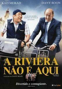 A RIVIERA NAO E AQUI - DVD