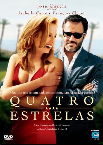QUATRO ESTRELAS - DVD