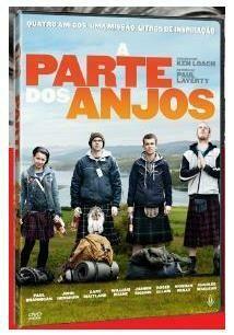 A PARTE DOS ANJOS - DVD