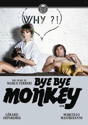 BY BYE MONKEY - DVD