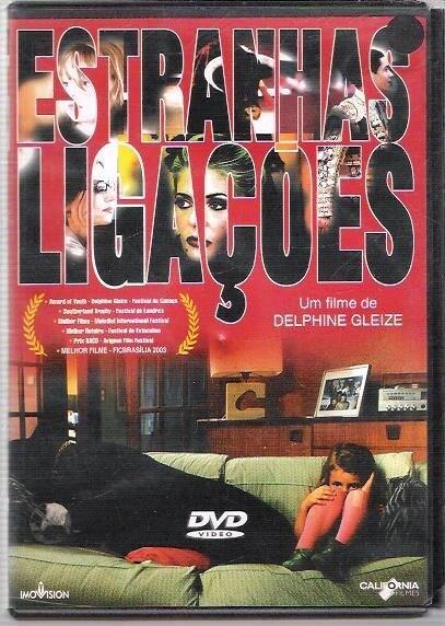 ESTRANHA LIGACOES - DVD
