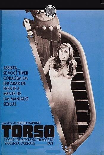 TORSO - DVD