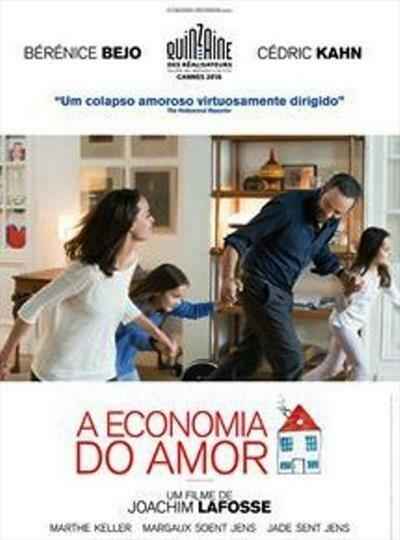 A ECONOMIA DO AMOR - DVD