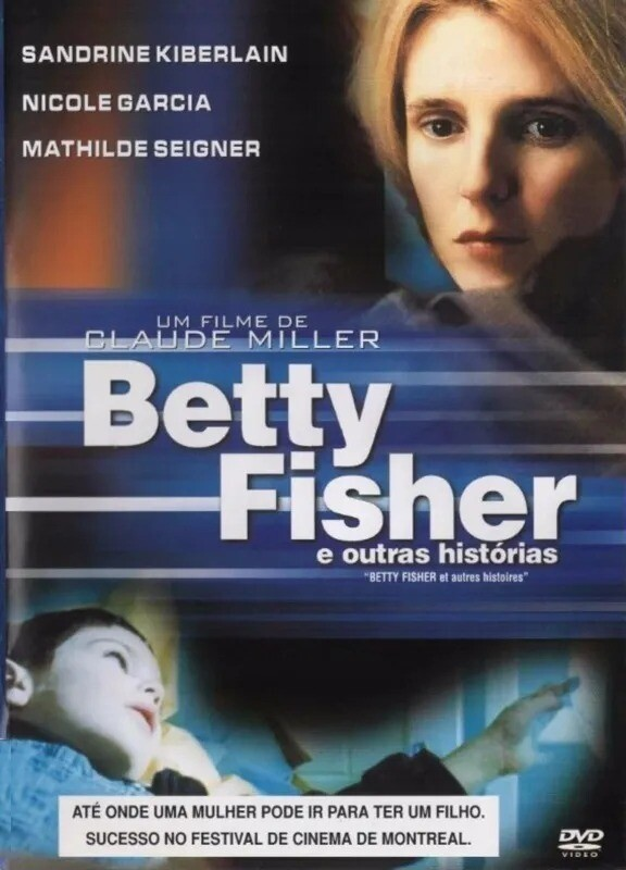 BETTY FISHER - DVD