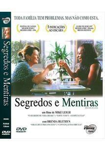 SEGREDOS E MENTIRAS - DVD