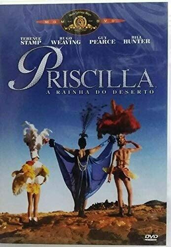 PRISCILLA, O RAINHA DO DESERTO - DVD