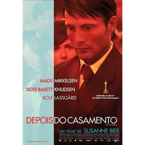 DEPOIS DO CASAMENTO - DVD