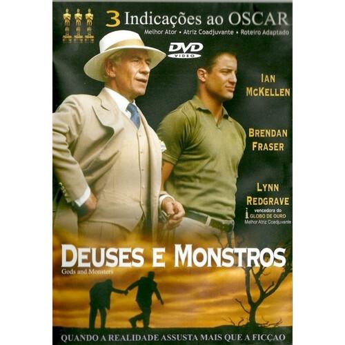 DEUSES E MONSTROS - DVD