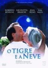 O TIGRE E A NEVE - DVD