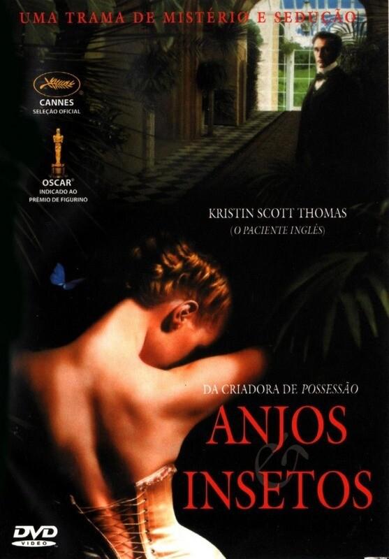 ANJOS E INSETOS - DVD