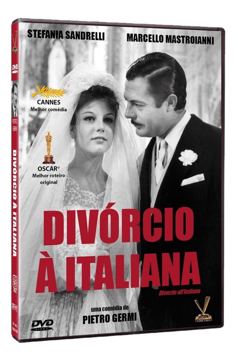 DIVIRCIO A ITALIANA - DVD
