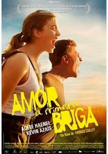 AMOR A PRIMEIRA BRIGA - DVD