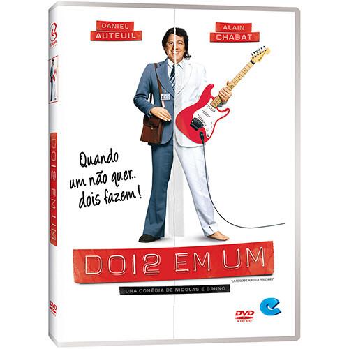 DOIS EM UM - DVD