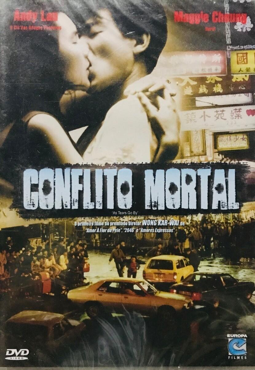 CONFLITO MORTAL - DVD