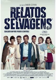 RELATOS SELVAGENS - DVD