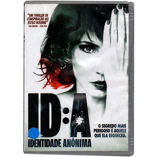 ID - A IDENTIDADE ANONIMA - DVD