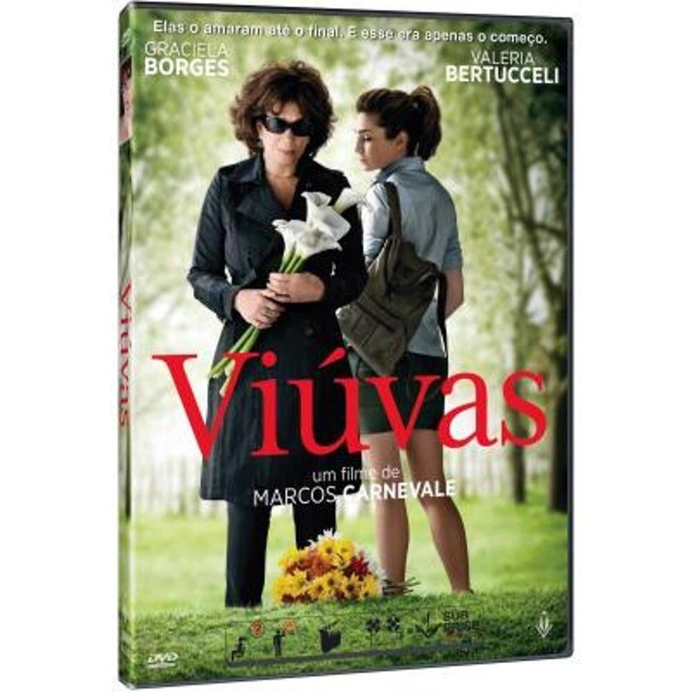 VIUVAS - DVD