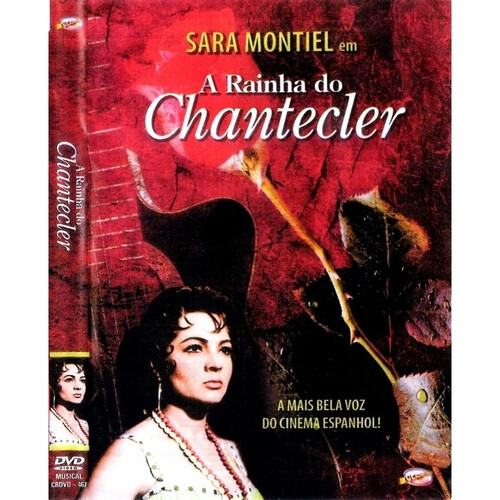 A RAINHA DO CHANTECLER - DVD