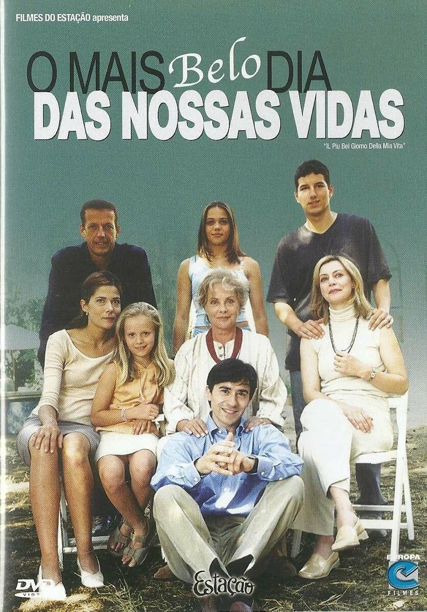O MAIS BELO DIA DAS NOSSAS VIDAS - DVD