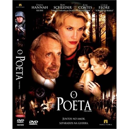 O POETA - DVD