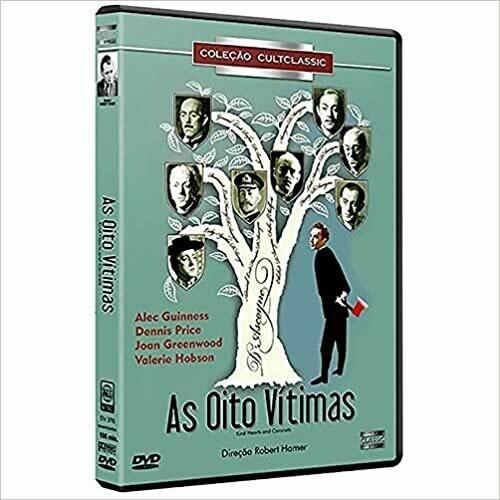 AS OITO VITIMAS - DVD