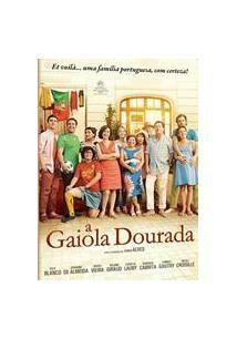 A GAIOLA DOURADA - DVD