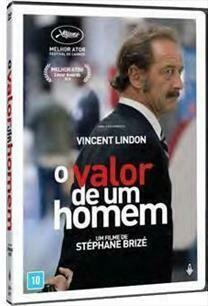 O VALOR DE UM HOMEM - DVD