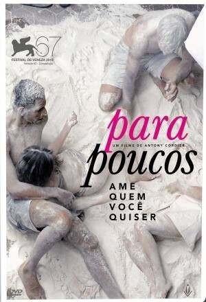 PARA POUCOS - DVD