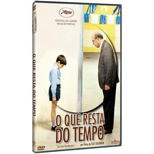 O QUE RESTO DO TEMPO - DVD