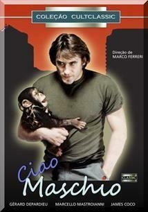 CIAO MASCHIO - DVD