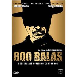 800 BALAS - DVD