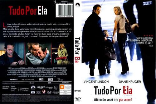 TUDO POR ELA - DVD