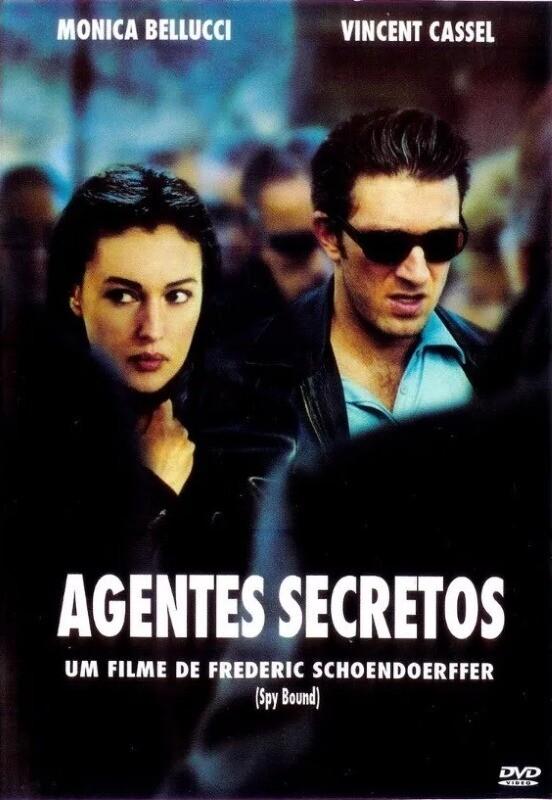AGENTES SECRETOS - DVD