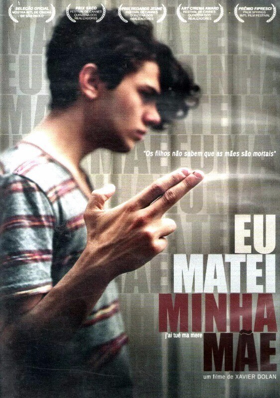 EU MATEI MINHA MAE - DVD