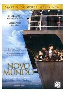 NOVO MUNDO - DVD