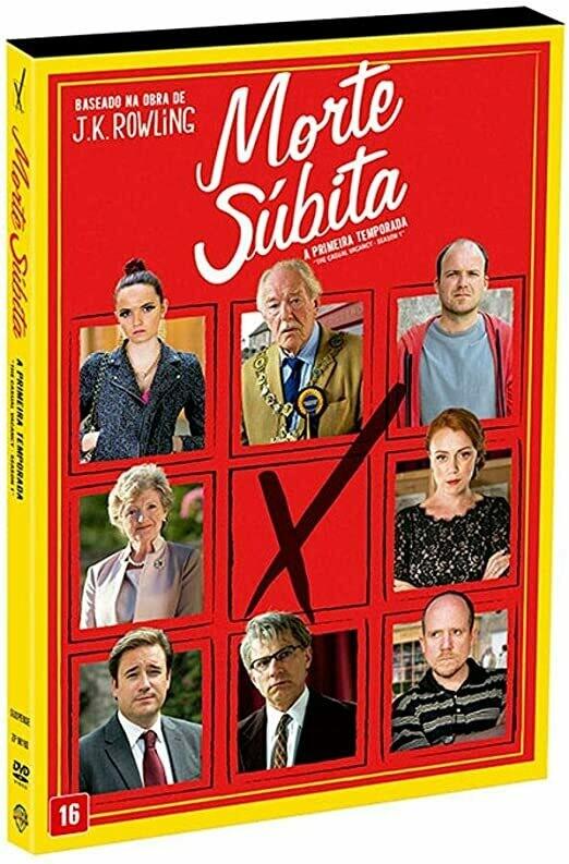 MORTE SUBITA - DVD
