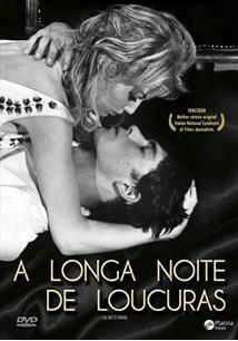A LONGA NOITE DE LOUCURAS - DVD