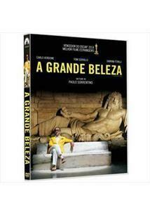 A GRANDE BELEZA - DVD