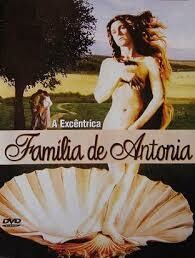A EXCENTRICA FAMILIA DE ANTONIA - DVD
