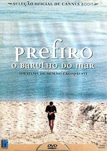 PREFIRO O BARULHO DO MAR - DVD