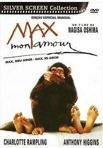 MAX, MEU AMOR - DVD