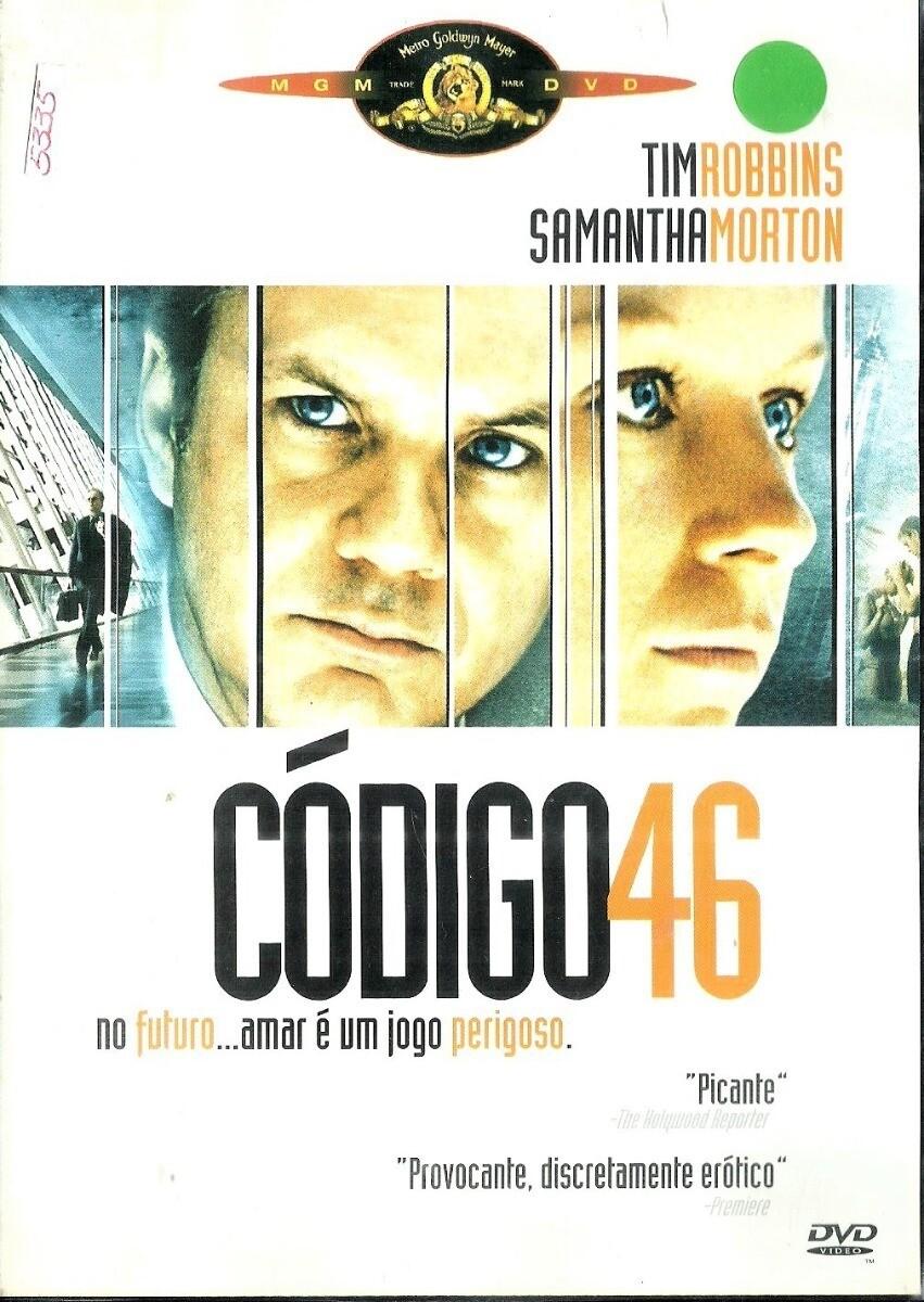 CODIGO 46 - DVD