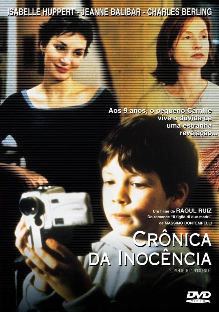 CRONICA DA INOCENCIA - DVD