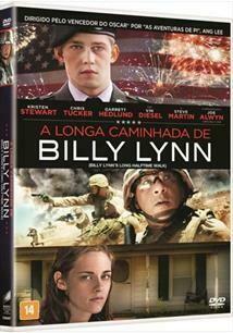 A LONGA CAMINHADA DE BILLY LYNN - DVD