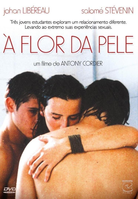 A FLOR DA PELE - DVD