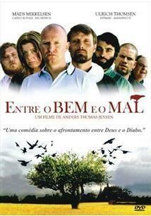 ENTRE O BEM E O MAL - DVD
