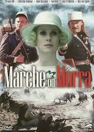 MARCHE OU MORRA - DVD