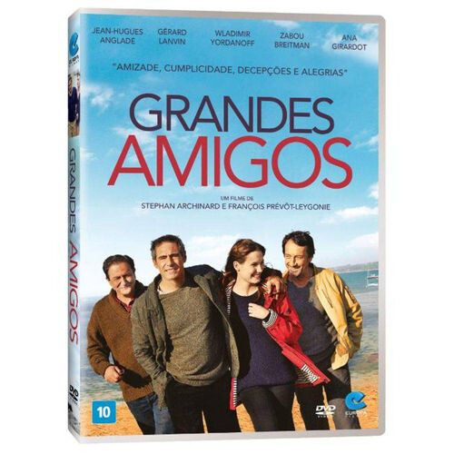 GRANDE AMIGOS - DVD