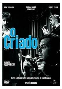 O CRIADO - DVD